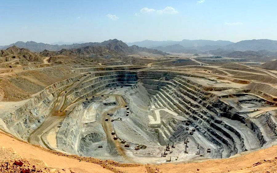 Centamin gold output falls 13% in 2018 on decline at flagship mine