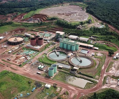 Equinox's gold mine in Brazil days away from commercial production