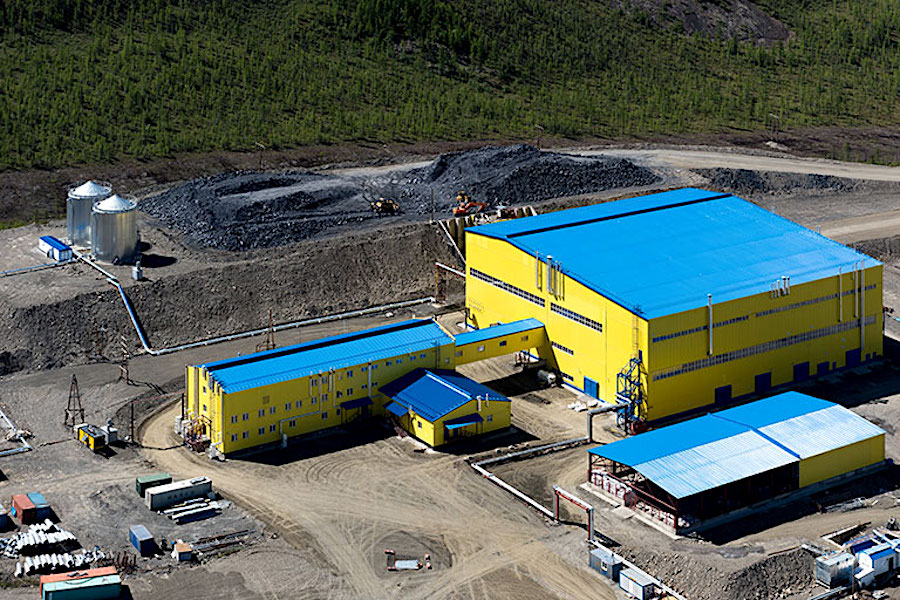 GV Gold closer to being one of Russia's top 5 bullion miners, output up 36%