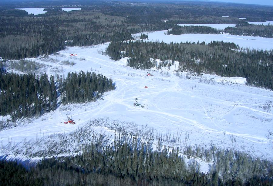 IAMGOLD puts construction of Canadian mine on ice