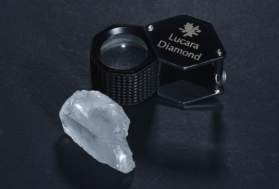 Lucara Diamond kicks off the year with 127-carat find at Karowe