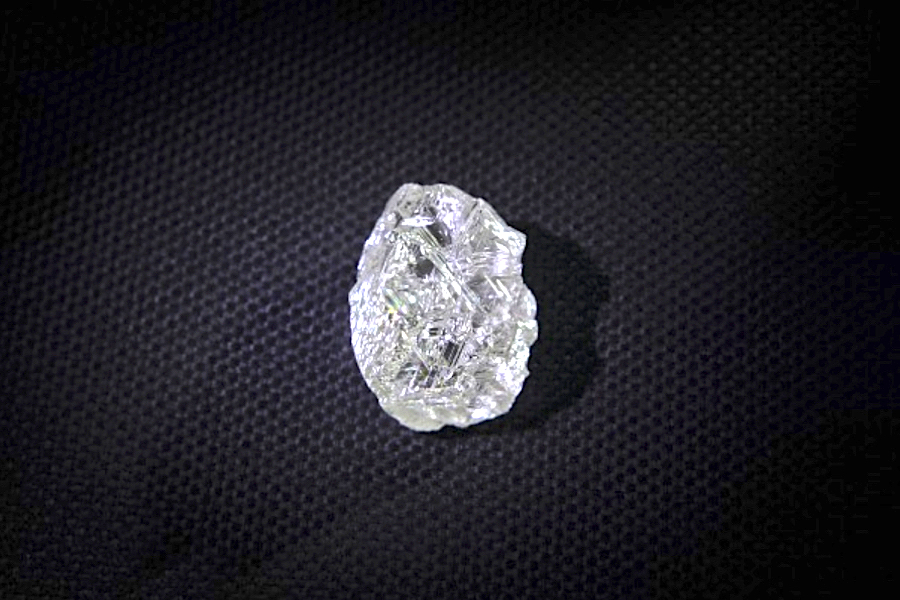 Russia's Alrosa finds its largest diamond in more than two years