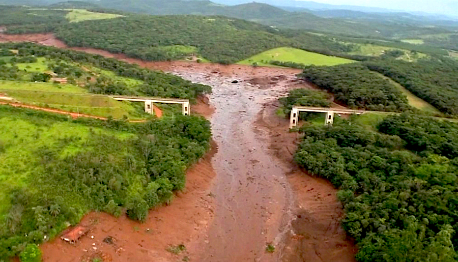 Brazil lays criminal charges against Vale, auditor in dam burst