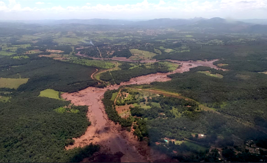 Vale dam collapse: Panic after fresh alert at another mine in Brumadinho complex