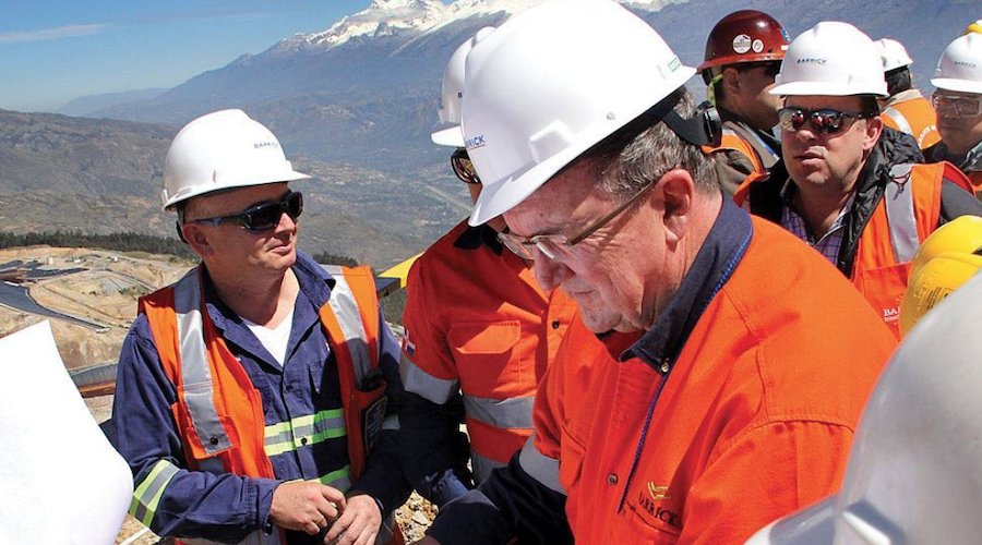 Barrick CEO faces stark test in fight for Papua New Guinea mine