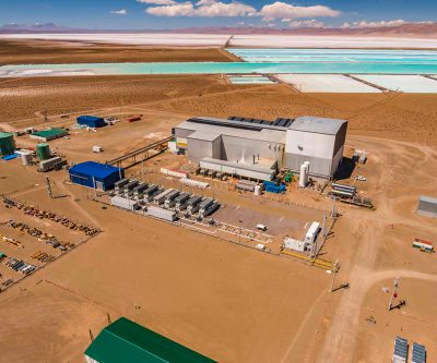 Orocobre signs lithium supply deals with Chinese firms