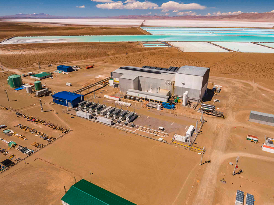 Lithium price: Weather takes more tonnes off the market