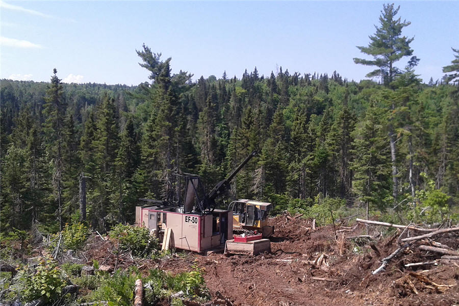 Wolfden reports drill results at Orvan Brook