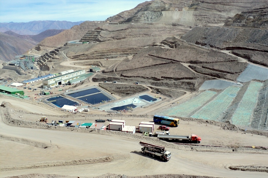Chilean watchdog could fine Lumina Copper up to $35.9B for environmental breach