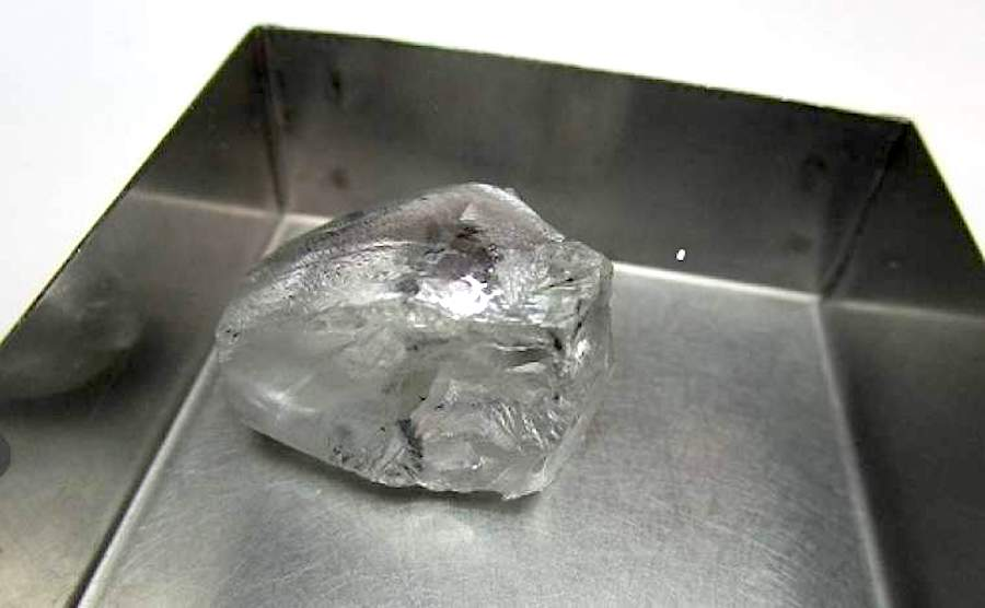 Firestone shares on fire after finding 70-carat diamond in Lesotho
