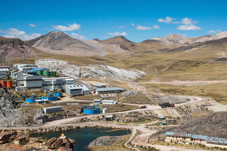 Hochschild sees lower output on lockdowns in Peru, Argentina