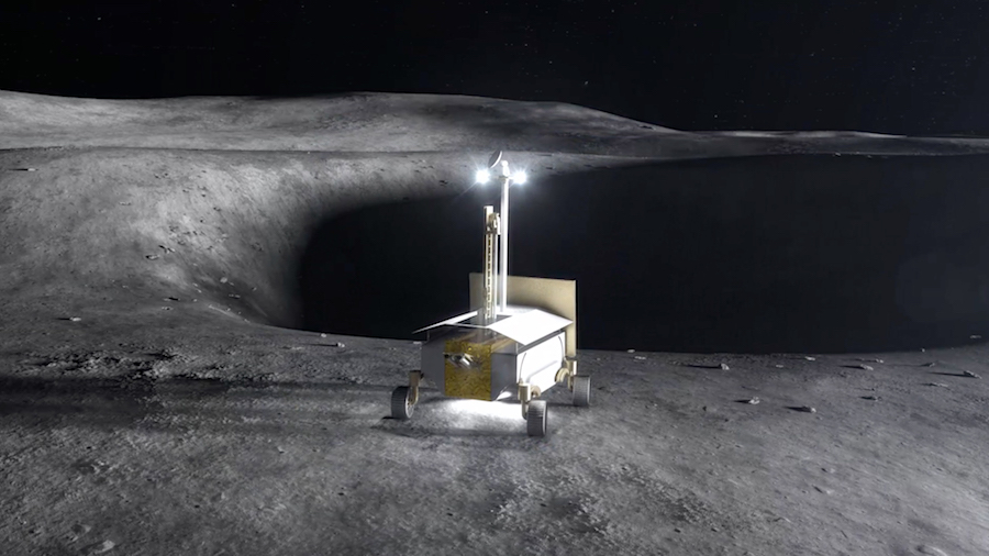 Mining the moon ready to lift off by 2025