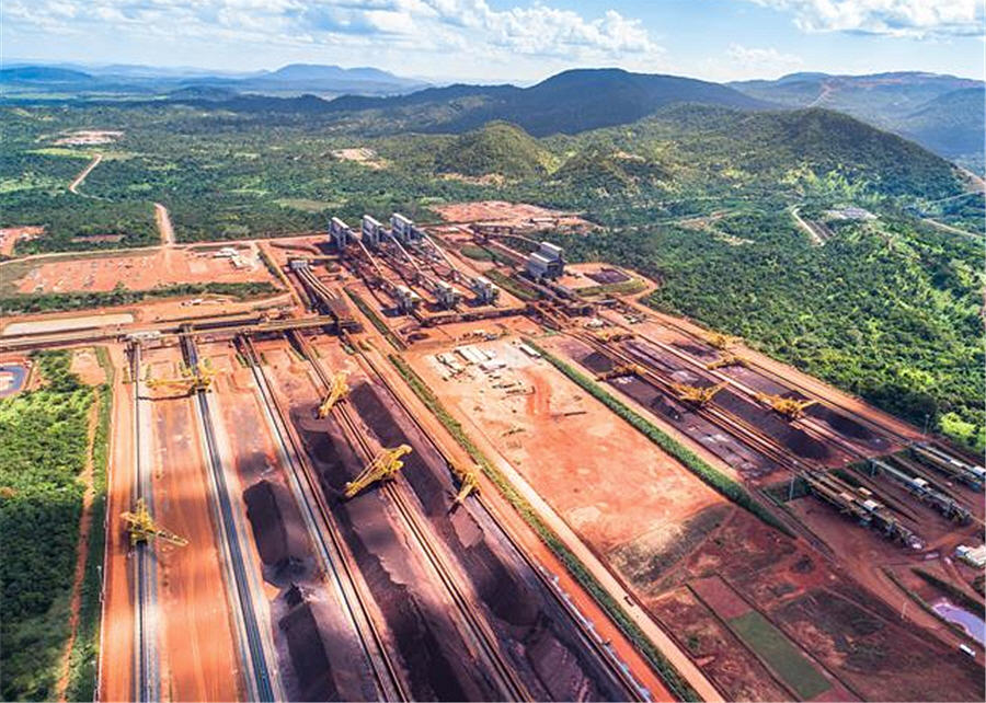 Iron ore price jumps 5% after Vale suspension