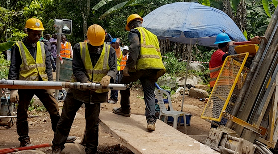 Nigeria pins hopes on first gold project to boost mining sector