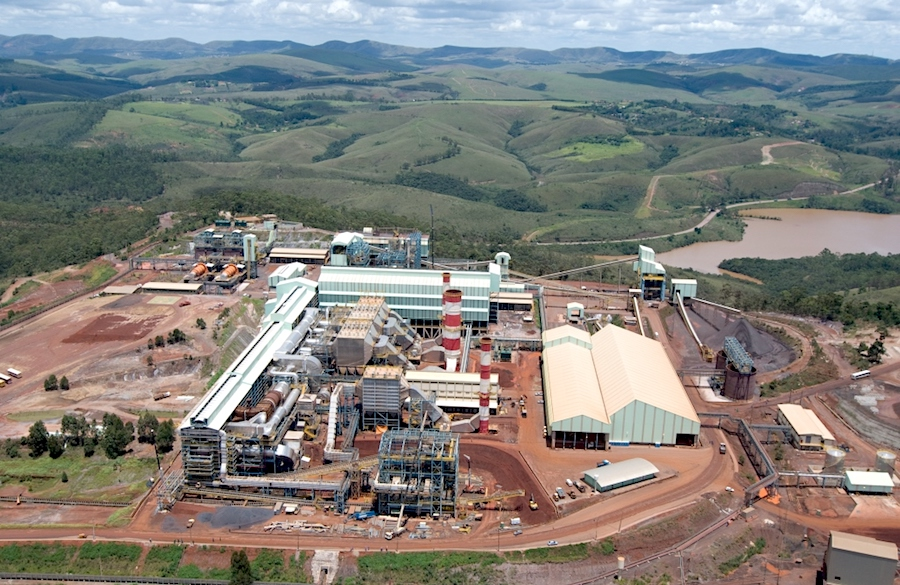 Brazil mining authority halts two Vale complexes