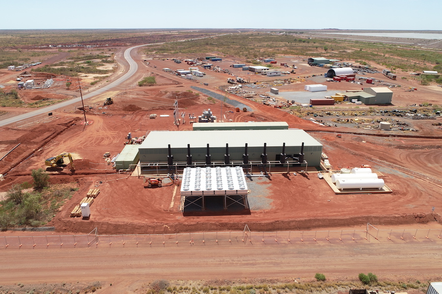Newmont's Tanami gold mine to curb emissions by 20% with new power station