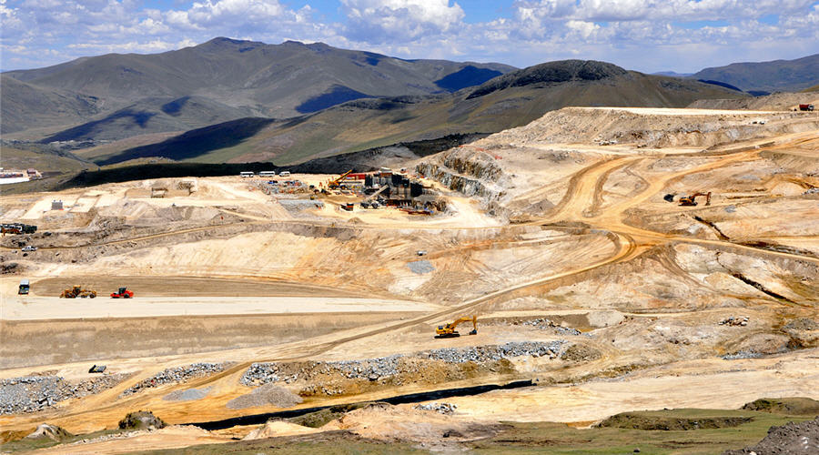 World's no. 2 copper producer hits the hard part of its recovery