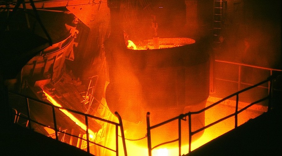 Government officials call for output control at Chinese steel mills
