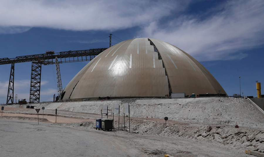 Antofagasta expects copper deficit of up to 300,000 tonnes this year