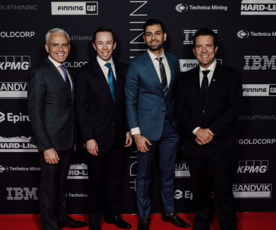 Vancouver AI firm Andritz takes top spot at Goldcorp's #DisruptMining
