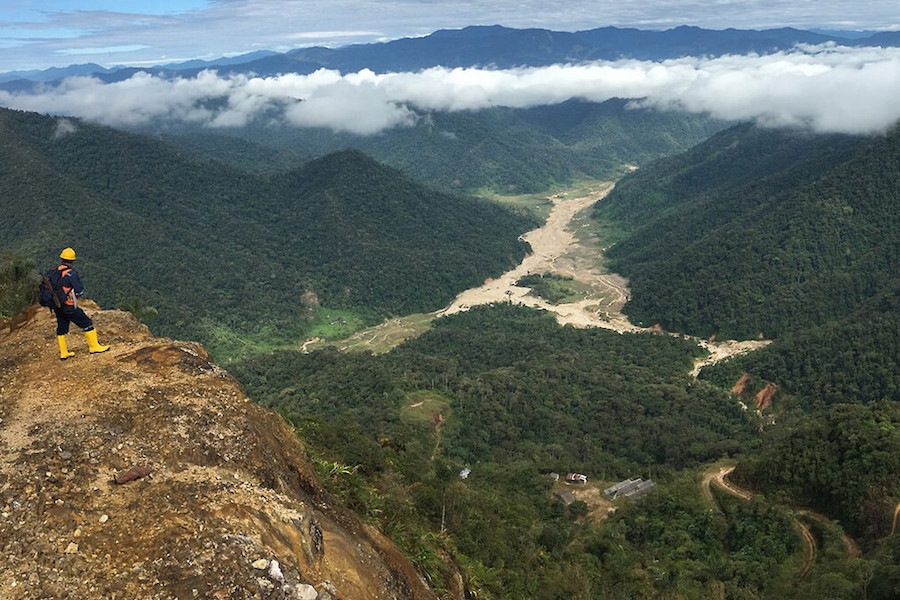 BHP steps up efforts to win neck and neck battle for Ecuador's copper riches