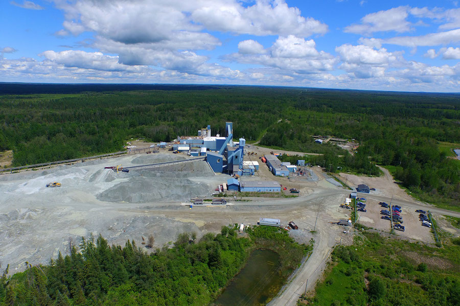"McEwen Mining halts payout over ""much lower revenue"" this quarter"