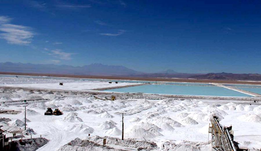 Chile´s SQM posts record lithium sales in fourth quarter, price flounders