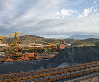 Vale targets 400m tonnes iron ore production