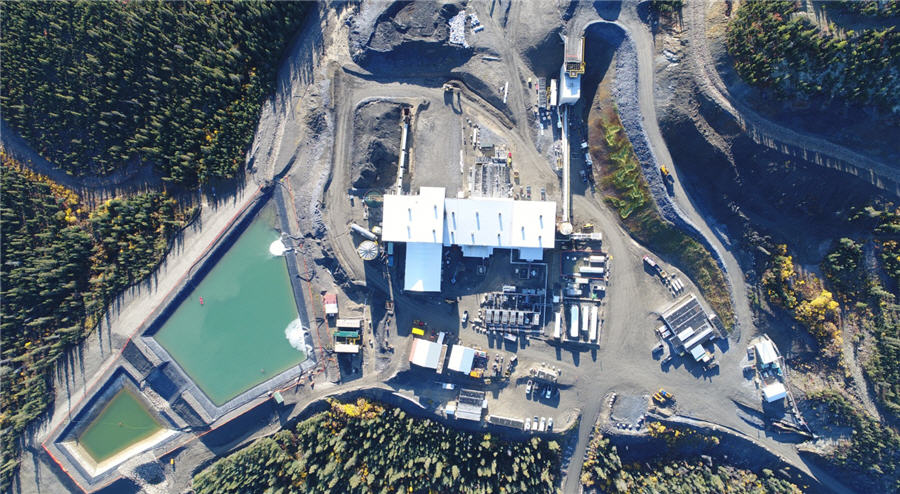 Coeur Mining's shares hit on first quarter 2019 production and sales