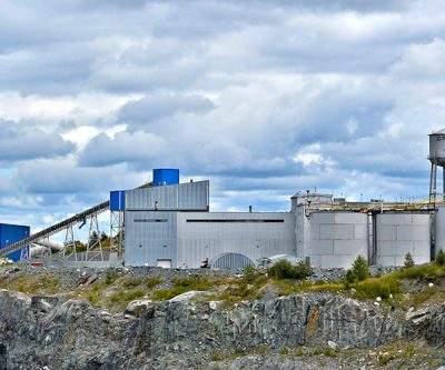Eldorado begins commercial production at its first Canadian mine
