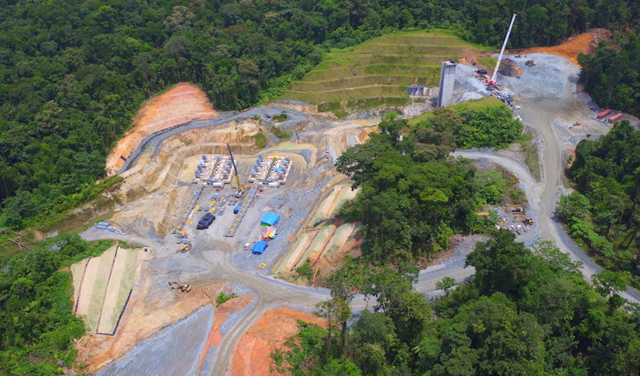 First Quantum plans $327m expansion of giant copper mine in Panama
