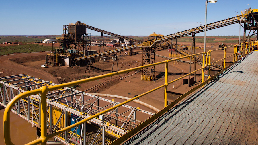 Fortescue Metals goes ahead with $2.6B expansion of Iron Bridge magnetite project