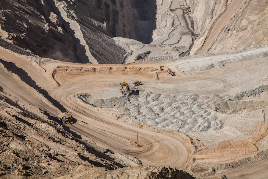 Chile's Codelco kicks off underground operations at Chuquicamata copper mine