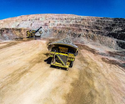 Poland's KGHM hits production record thanks to Sierra Gorda copper mine