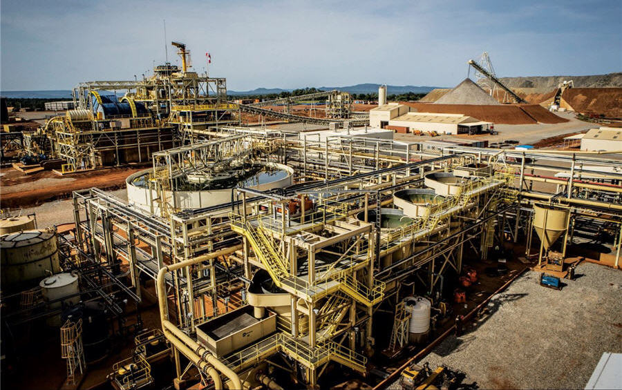 B2Gold beats guidance with strong Q1 production