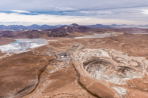 Anglo American output in Q3 jumps thanks to Collahuasi copper mine