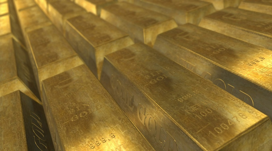 Gold-backed ETFs dropped in May – report