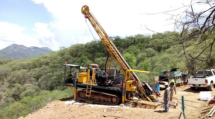 Ridgestone hits shallow gold and copper at Rebeico in Mexico