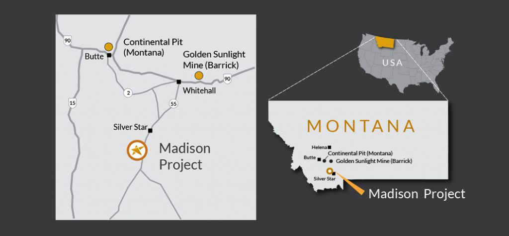 Rio Tinto breaks ground at Madison copper-gold project in Montana