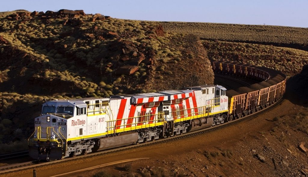 Rio Tinto rolls out 'world's biggest robot' in Pilbara