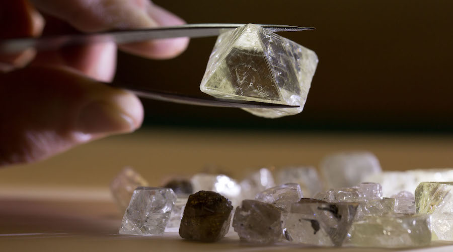 Russian diamond miner Alrosa boosts cooperation with Congo after Angola leak