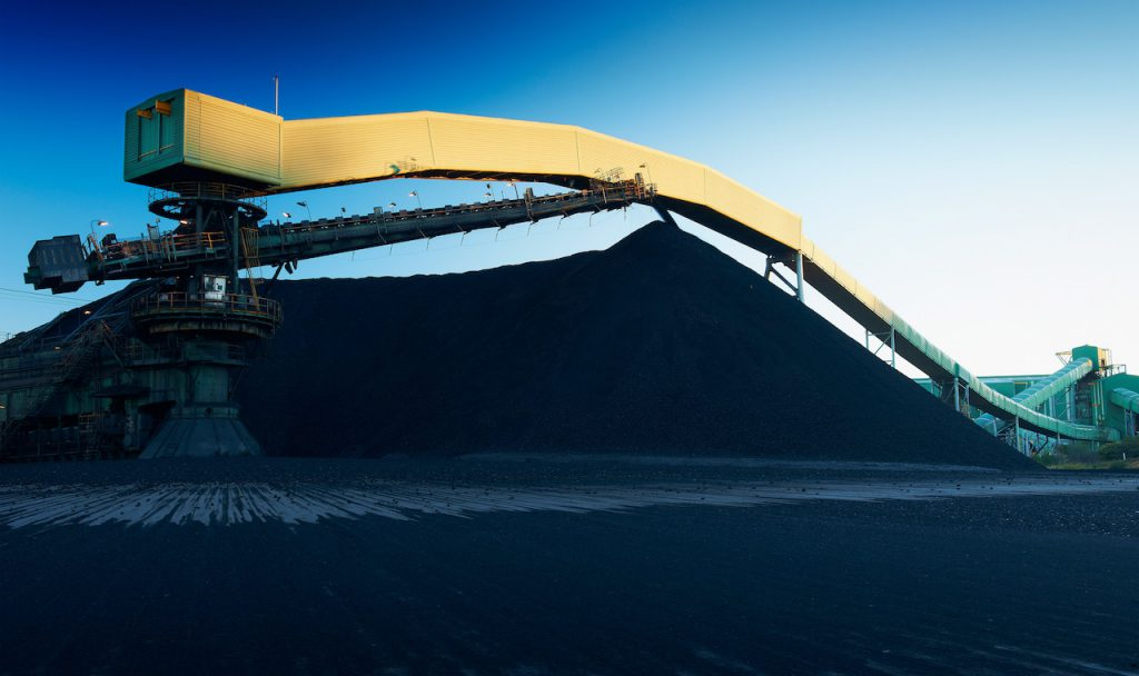 BHP slashes value of Australian coal assets