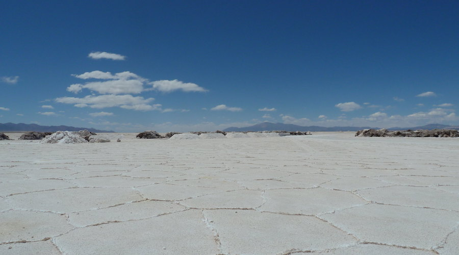 Ganfeng to invest in solar-powered lithium project in Argentina