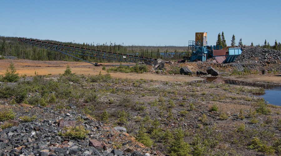 Benz evaluating exploration program for Eastmain Mine in Quebec