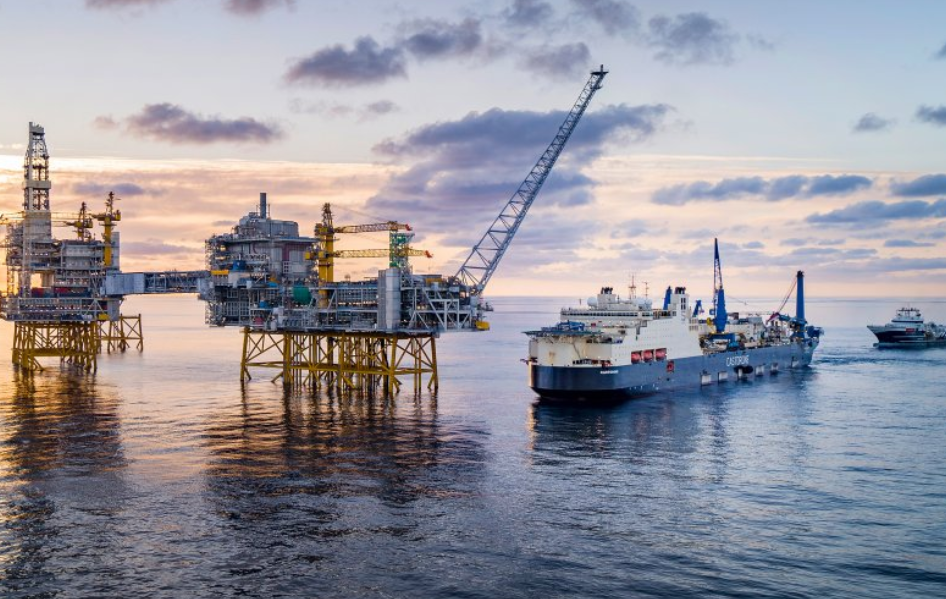 Norway's CO2 seabed storage project gets boost from industry