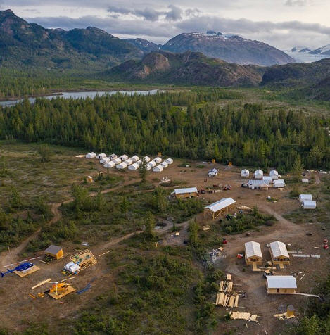 Enduro reports 144 metres of 3.18 g/t gold from Newmont Lake