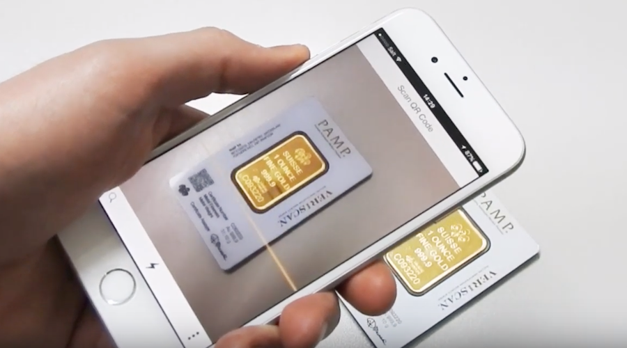 How to verify that a gold bar is legit