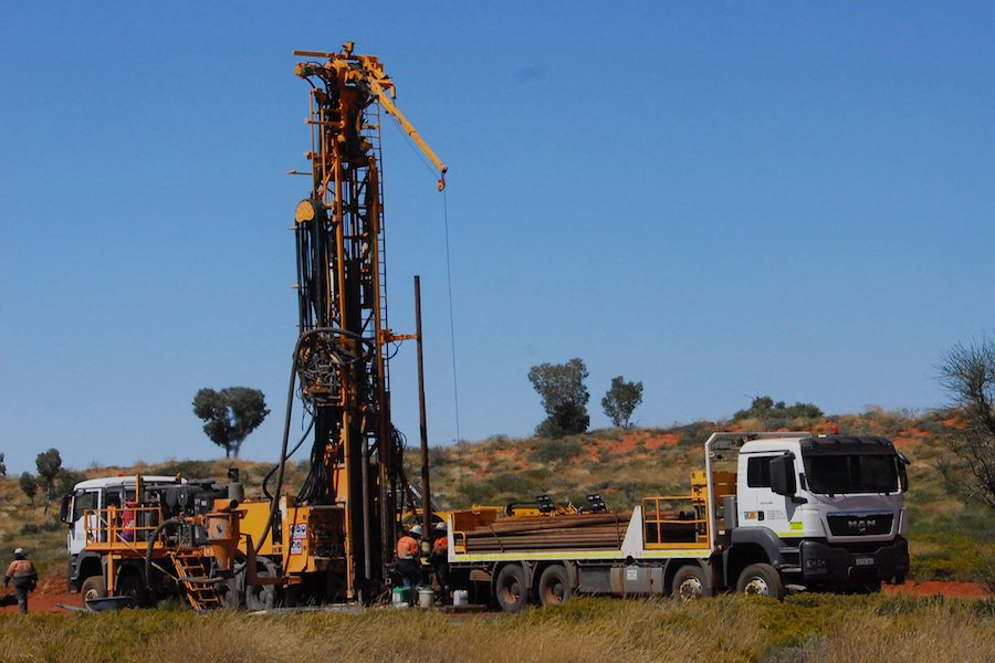 Newcrest hails drilling results at Havieron gold-copper project