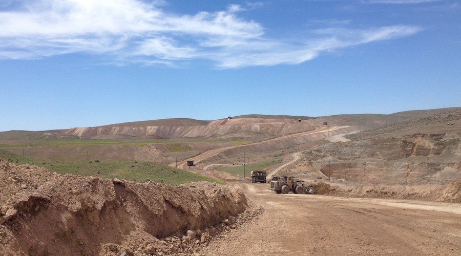 Premier pours first gold bar from El Niño mine