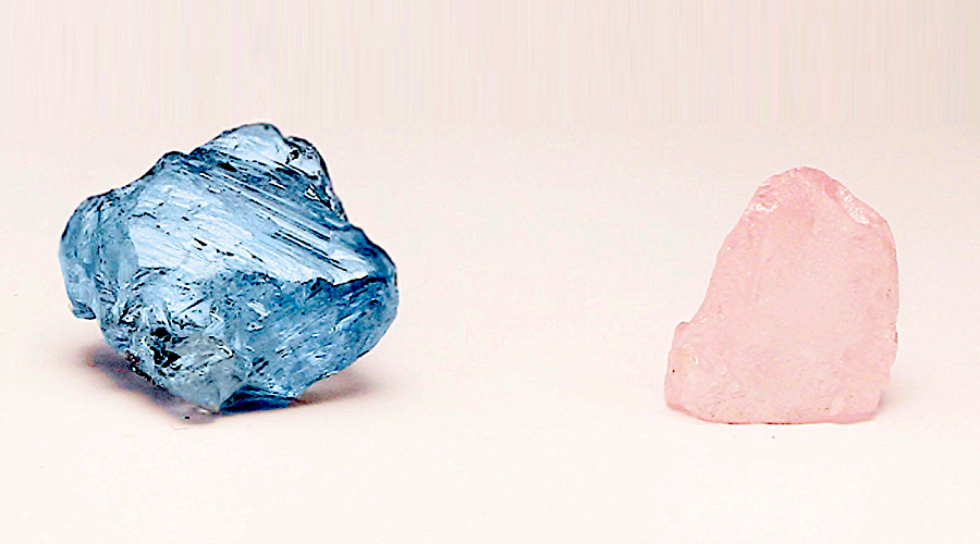 Lucara on a roll — finds blue, pink diamonds at Botswana mine